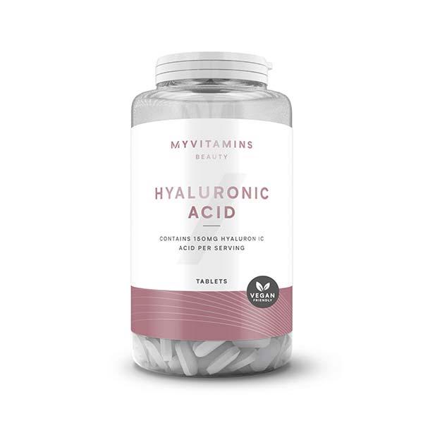 قرص هیالورونیک اسید مای ویتامینز Myvitamins Hyaluronic Acid Tablets